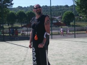 Philippe, l'entraîneur des -12