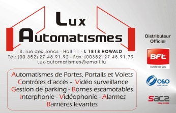 Lux automatismes