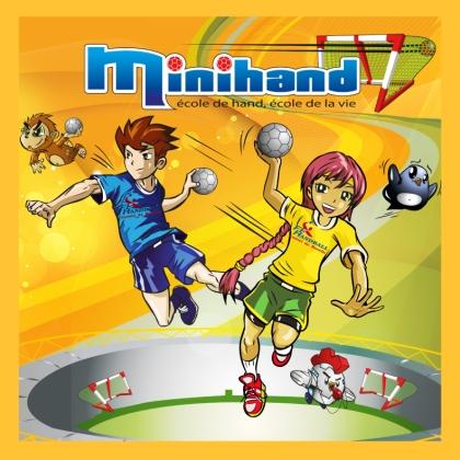 Affiche MiniHand