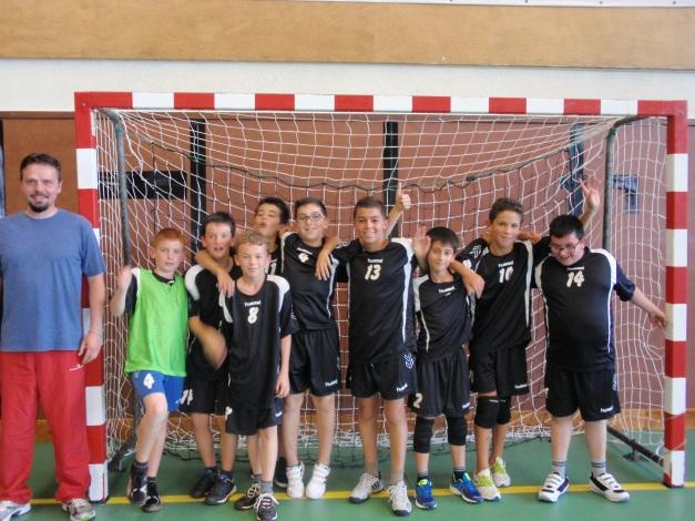 Equipe de -13 ans